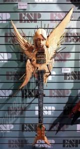 Angel Wing guitar