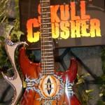 Chris Angel custom guitar 2