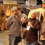 Tom Bedell Breedlove guitars