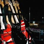 Ed's guitars