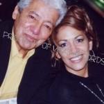 Sheila E and Dad Pete Escovedo