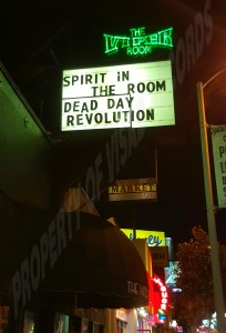 VIPER ROOM UPSTAIRS OUT