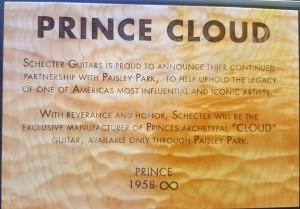 PRINCE CLOUD GUITAR 6